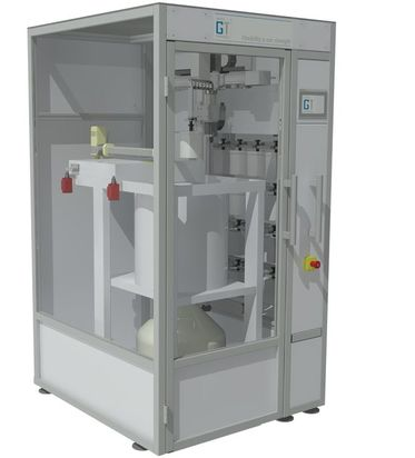 GEMINI ASC-3 Automatic Sample Changer - Compact with a reduced footprint.